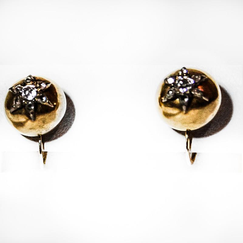 Greta Garbo Earring
